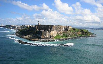 Průvodce Portoriko