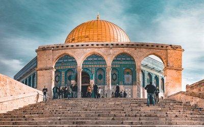 Průvodce Izrael