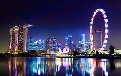 Průvodce Singapur