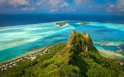 Průvodce Francouzská Polynésie