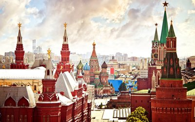 Průvodce Rusko
