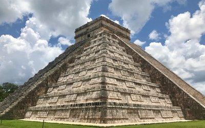 Průvodce Mexiko