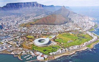 Průvodce Jihoafrická republika