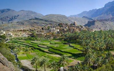 Průvodce Omán