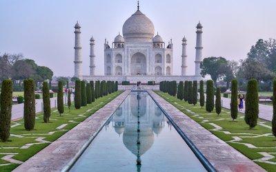 Průvodce Indie