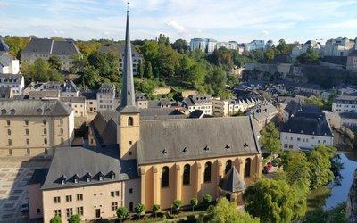 Průvodce Lucembursko