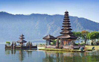 Průvodce Indonésie