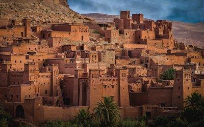 Průvodce Maroko
