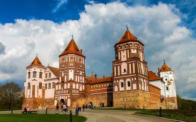 Průvodce Bělorusko