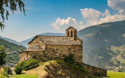 Průvodce Andorra