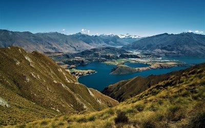 Průvodce Nový Zéland