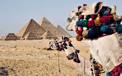 Průvodce Egypt