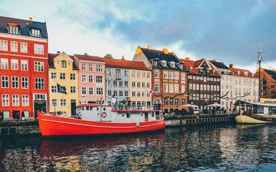 Průvodce Dánsko