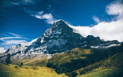 Průvodce Švýcarsko