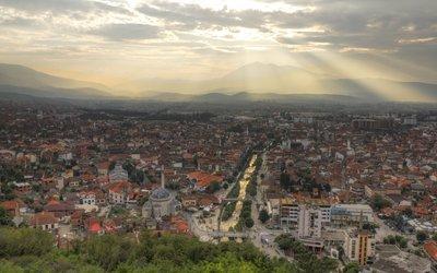 Průvodce Kosovo