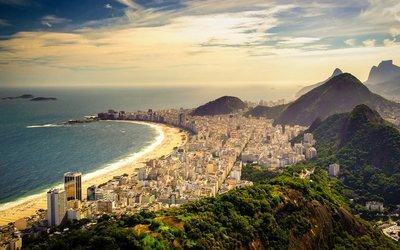 Průvodce Brazílie
