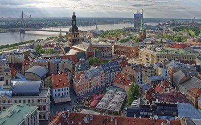 Průvodce Lotyšsko