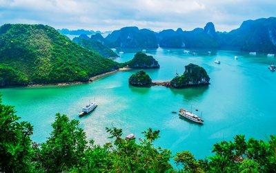 Průvodce Vietnam