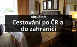 Jak je to aktuálně s cestováním a dovolenou v ČR a zahraničí?