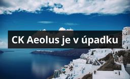 CK Aeolus je v úpadku, podala návrh na zahájení insolvenčního řízení