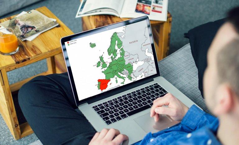 Povinnost vyplnit příjezdový formulář při cestách ze zemí s vysokým rizikem nákazy COVID-19 do ČR