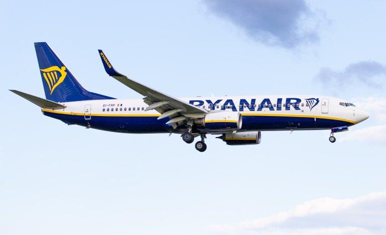 Ryanair otevírá novou linku z Norimberku do Kodaně