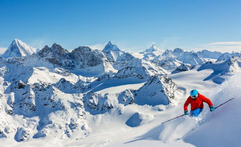 Švýcarsko otevřelo další lyžařské areály