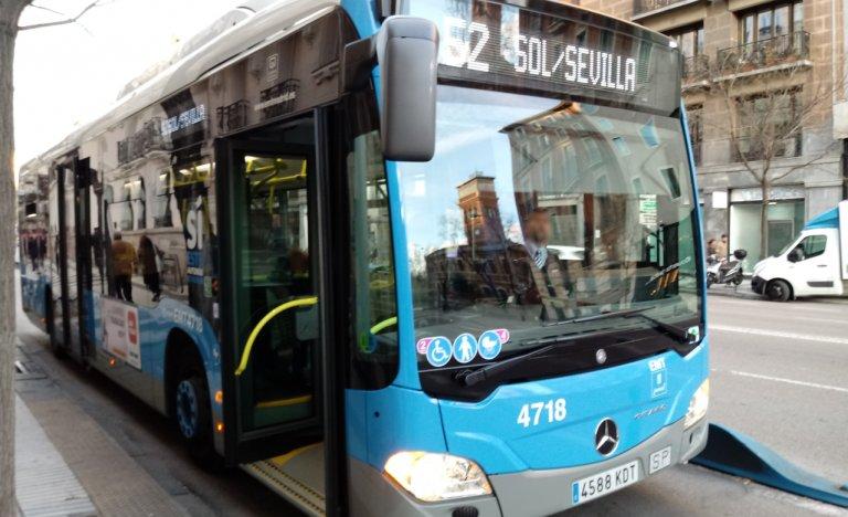 Madrid nabídne elektrobus zdarma kolem rušných nákupních ulic