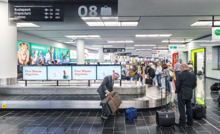 Letiště Vídeň zastaví od čtvrtka lety z 18 zemí