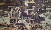 Dóm po 2. zemětřesení v září 1976